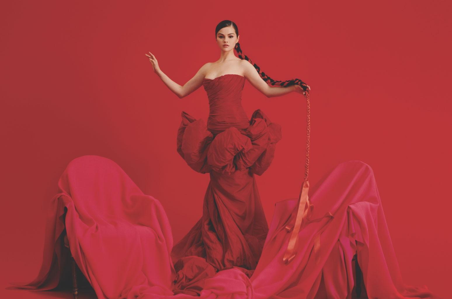 Fans Choose Selena Gomez's 'Revelación' EP as This Week's Favorite New Music