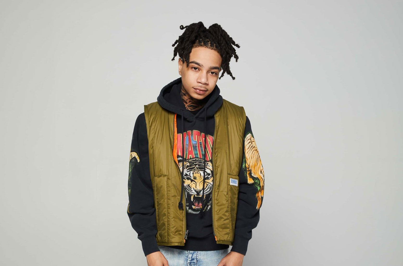 Without YBN Almighty Jay or Cordae Alongside Him, YBN Nahmir Knows It's All Eyes on Him