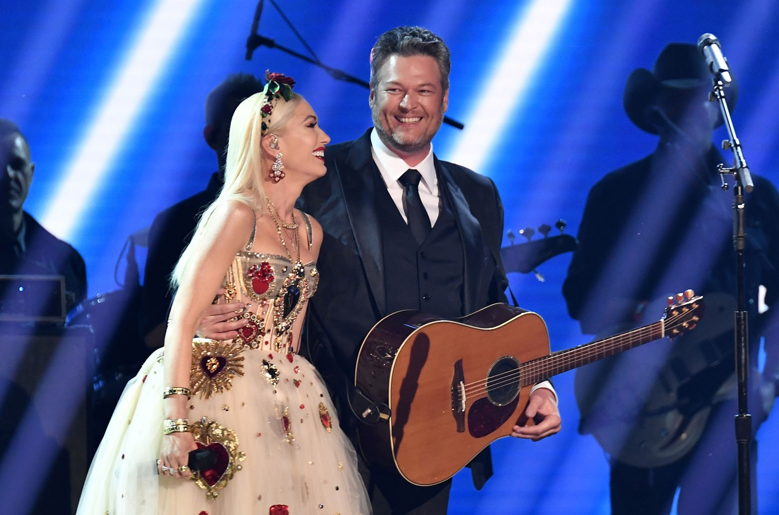 Gwen Stefani Will Be 'Pretty in Pink' at Wedding to Blake Shelton With This First Dance Song