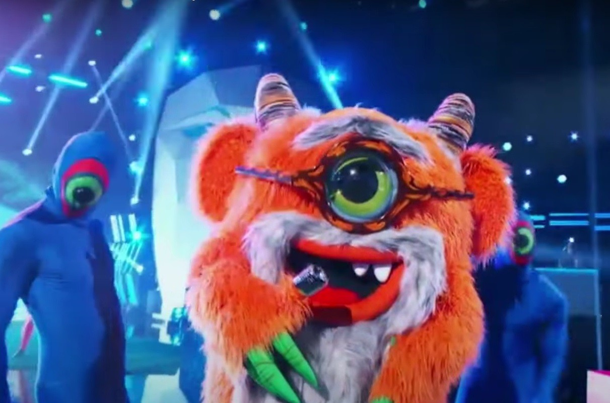 Time Runs Out for Grandpa Monster on 'The Masked Singer' | Billboard