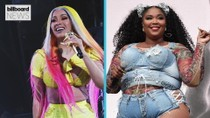 Cardi Is Ready to Collaborate With Lizzo | Billboard News
