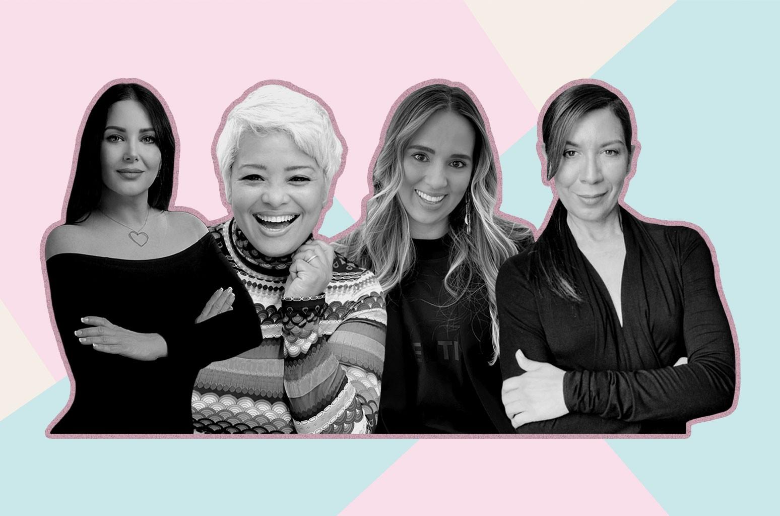 Jennifer Nieman, Róndine Alcalá, Sujeylee Solá, Blanca Lassalle