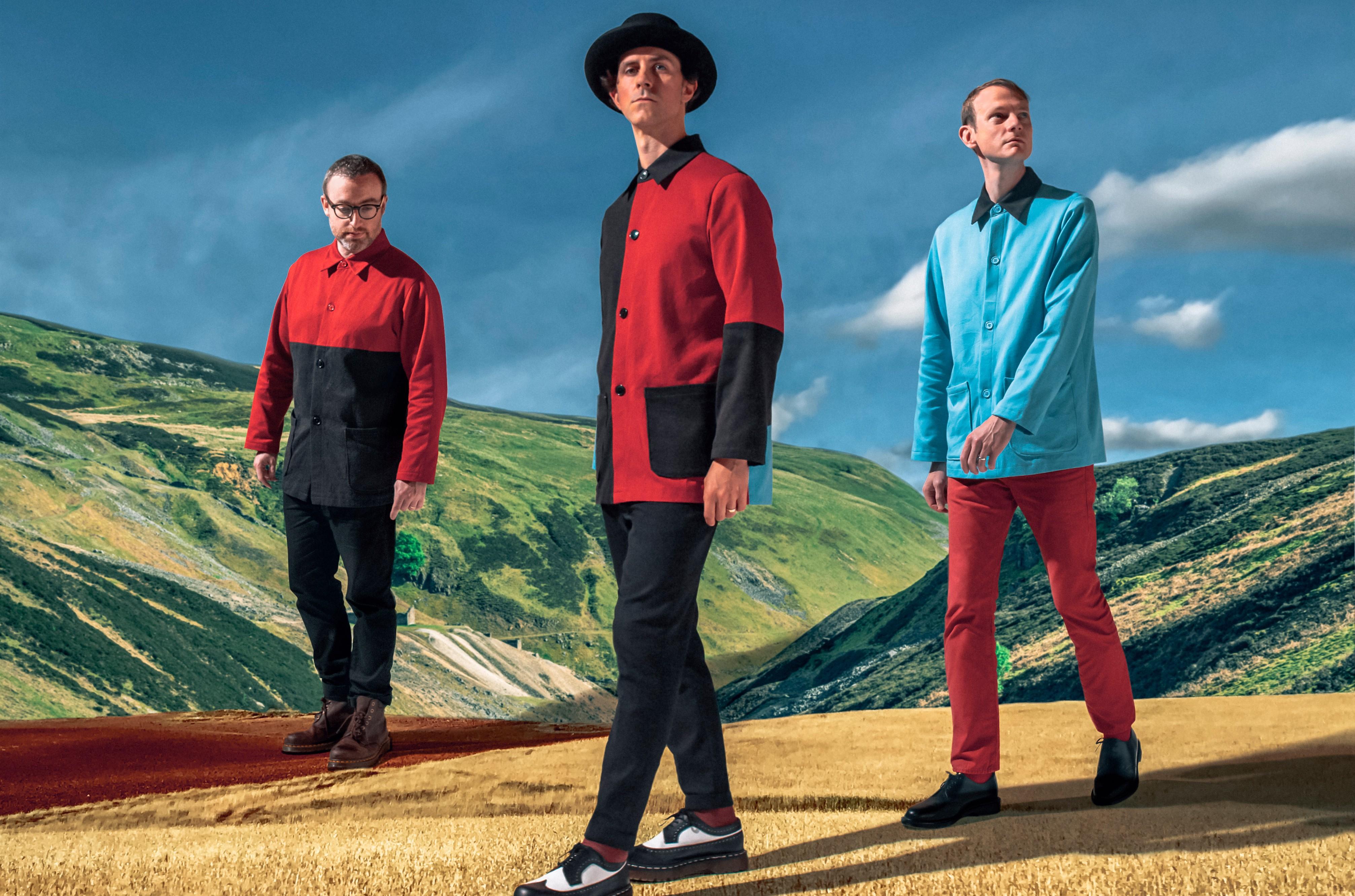 Maximo Park выходит на первое место в Великобритании с песней «Природа всегда побеждает»