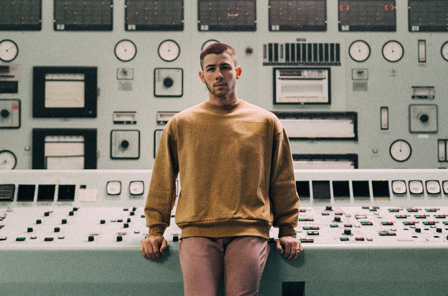Nick Jonas Takes Us to Church With 'This Is Heaven' Video