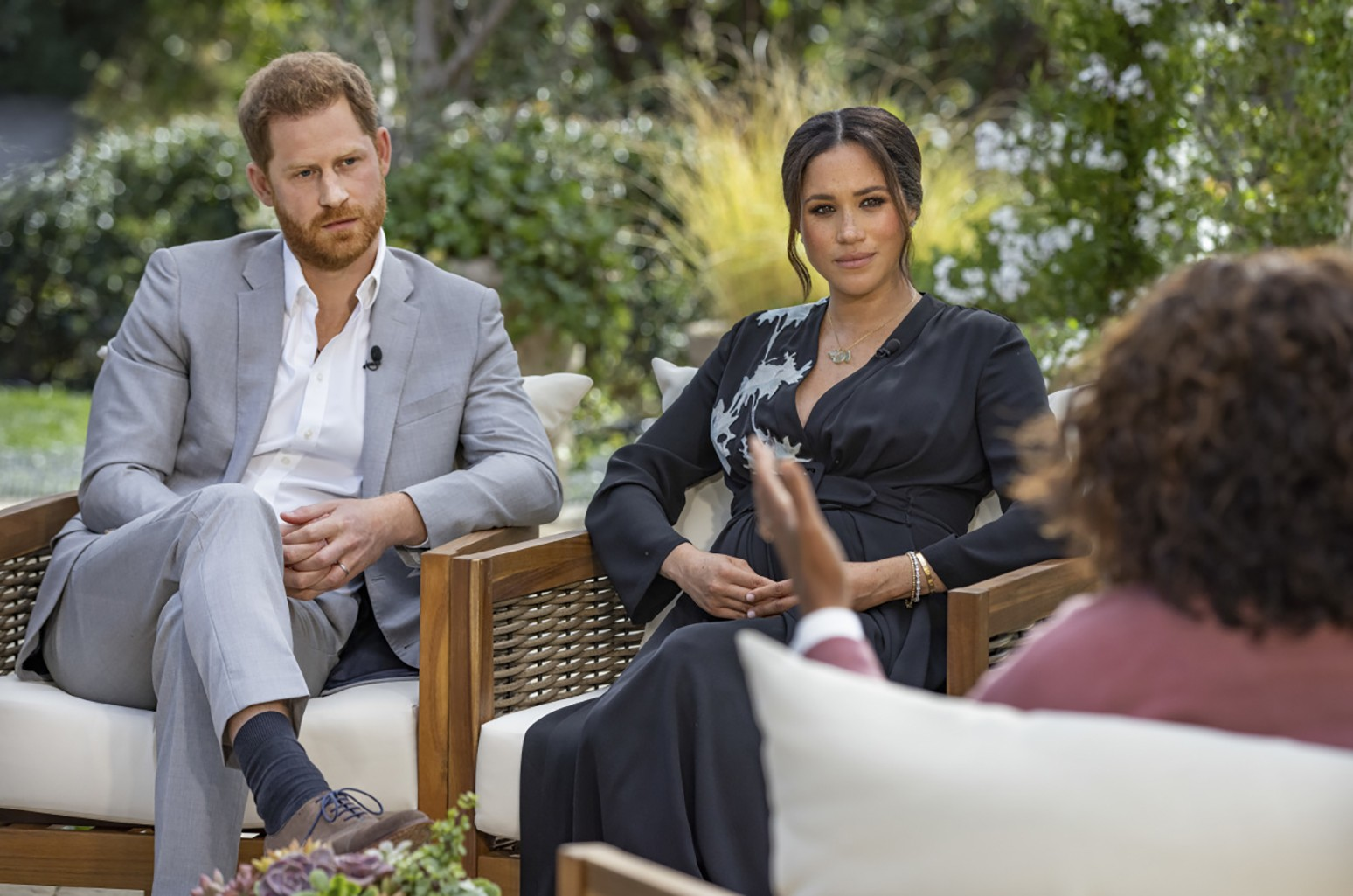 Hayley Kiyoko, Lauren Jauregui & More React to Oprah's Bombshell Prince Harry & Meghan Markle Interview