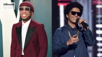 Bruno Mars and Anderson .Paak Drop First Silk Sonic Single 'Leave the Door Open' | Billboard News