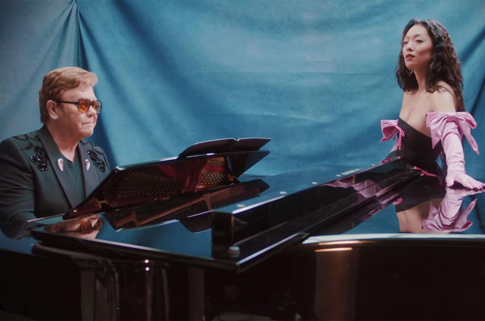 Rina Sawayama Picks Elton John as Her 'Chosen Family,' Talks Song's Crucial Timing