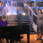 Dua Lipa Duets With Elton & More Highlights From Virtual Elton John Oscar Viewing Party thumbnail