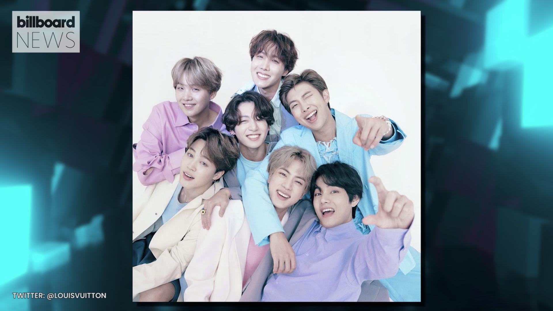 BTS Announce New Song 'Butter'   Billboard