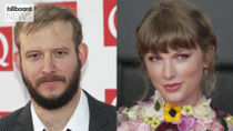 Bon Iver's Justin Vernon Teases New Song With Taylor Swift | Billboard News