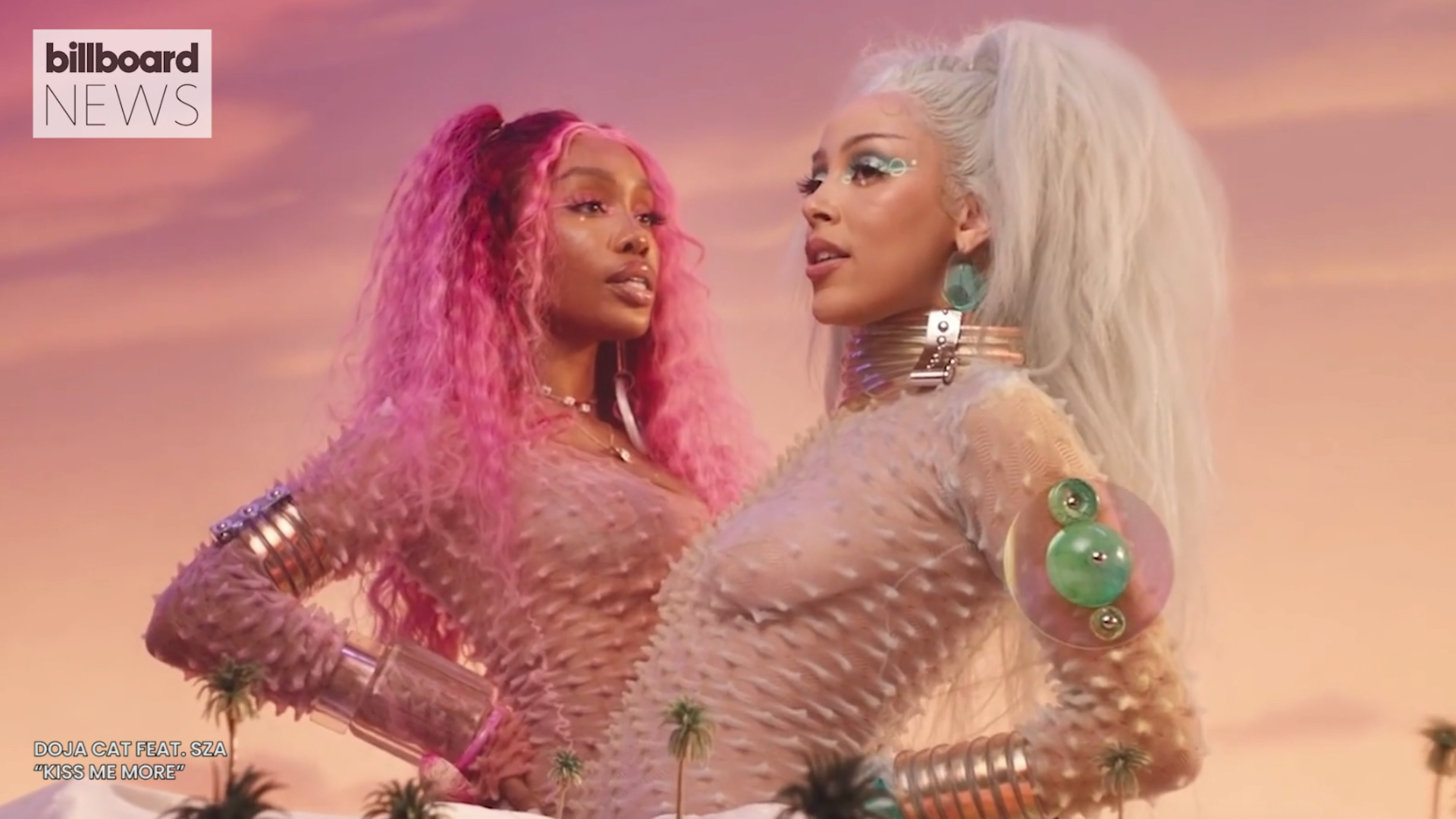 The Players Behind Doja Cat's 'Kiss Me More' Feat. SZA: See the Full Credits