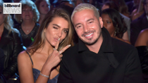J Balvin and Valentina Ferrer Expecting Their First Baby | Billboard News