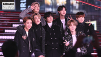 BTS Makes History on Billboard Global Excl. U.S. Chart | Billboard News