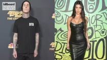 Travis Barker Tags Kourtney Kardashian in Not-So-Subtle Sexy Instagram Post | Billboard News