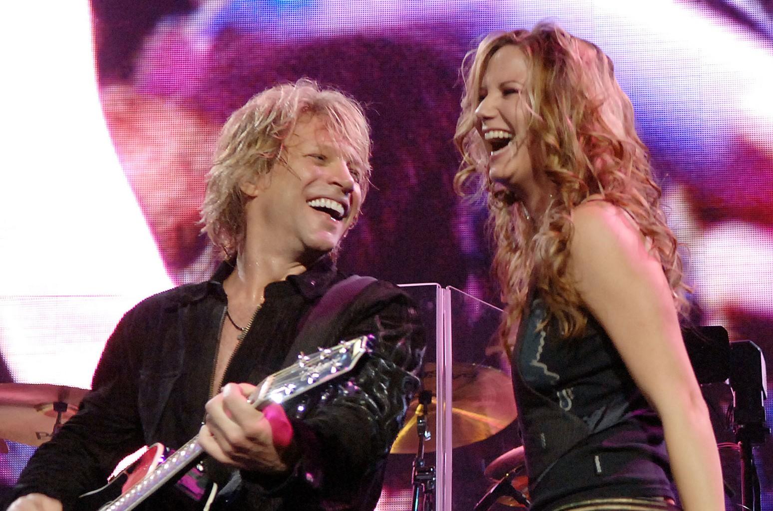 Bon Jovi, Jennifer Nettles