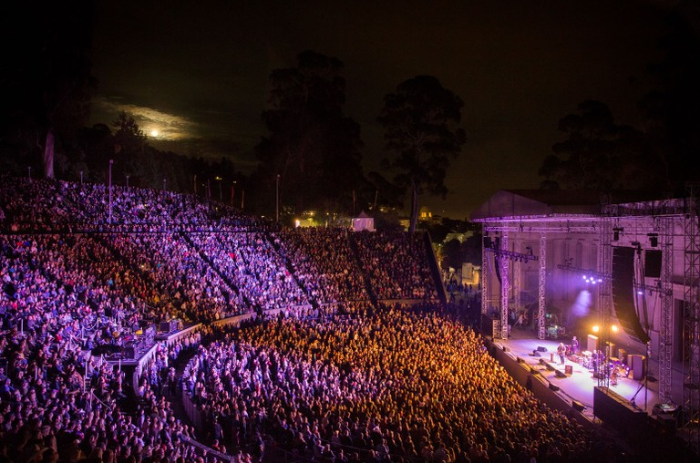 Greek Theatre at UC Berkeley