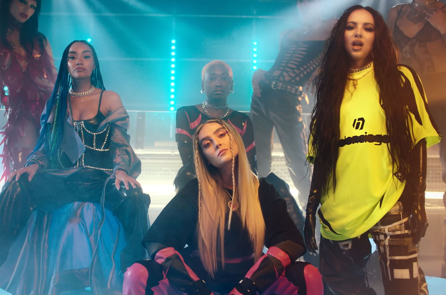 "Little Mix ft. Saweetie ""Confetti"""