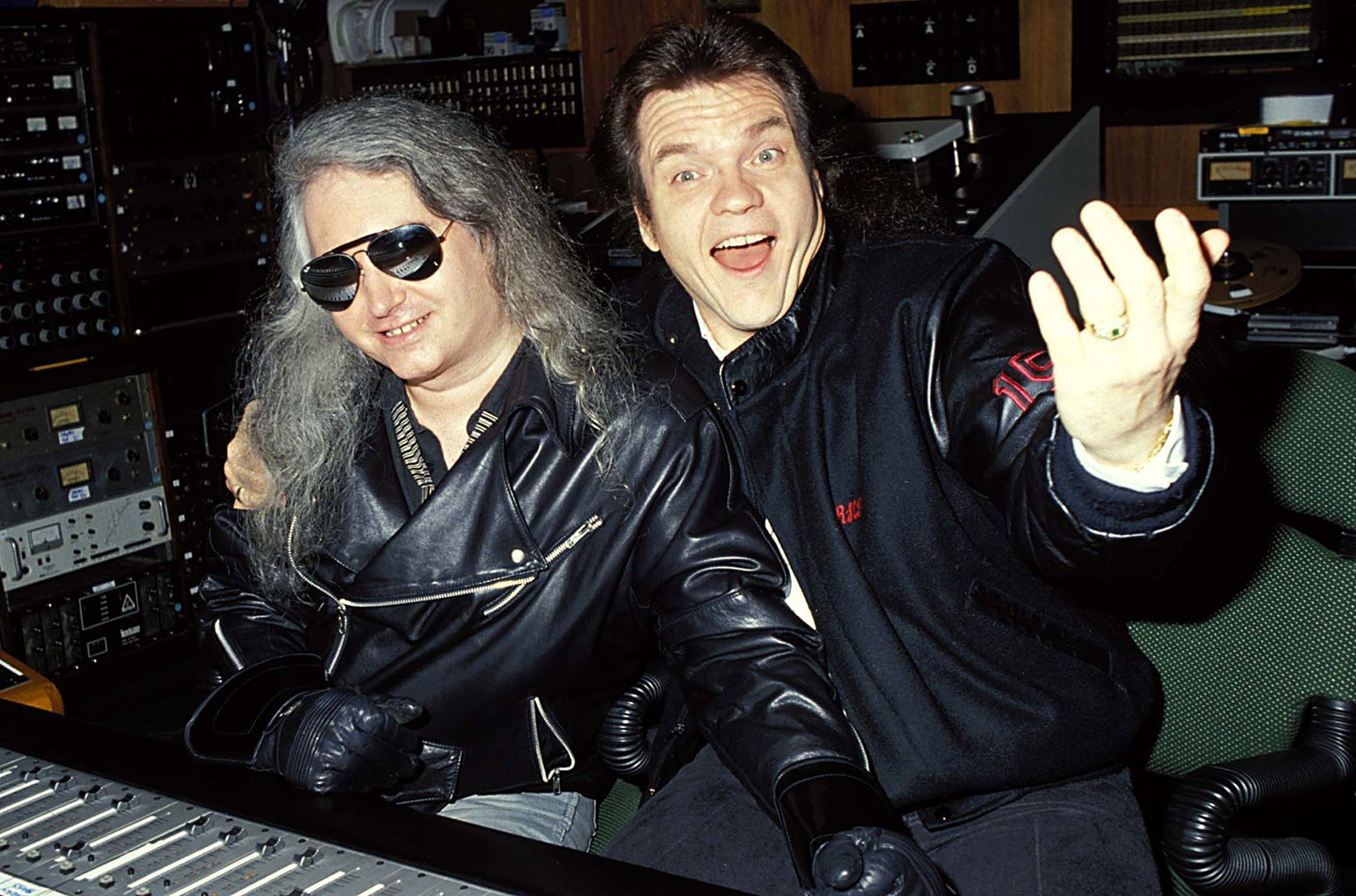 Meat Loaf Pays Tribute to Collaborator Jim Steinman | Billboard