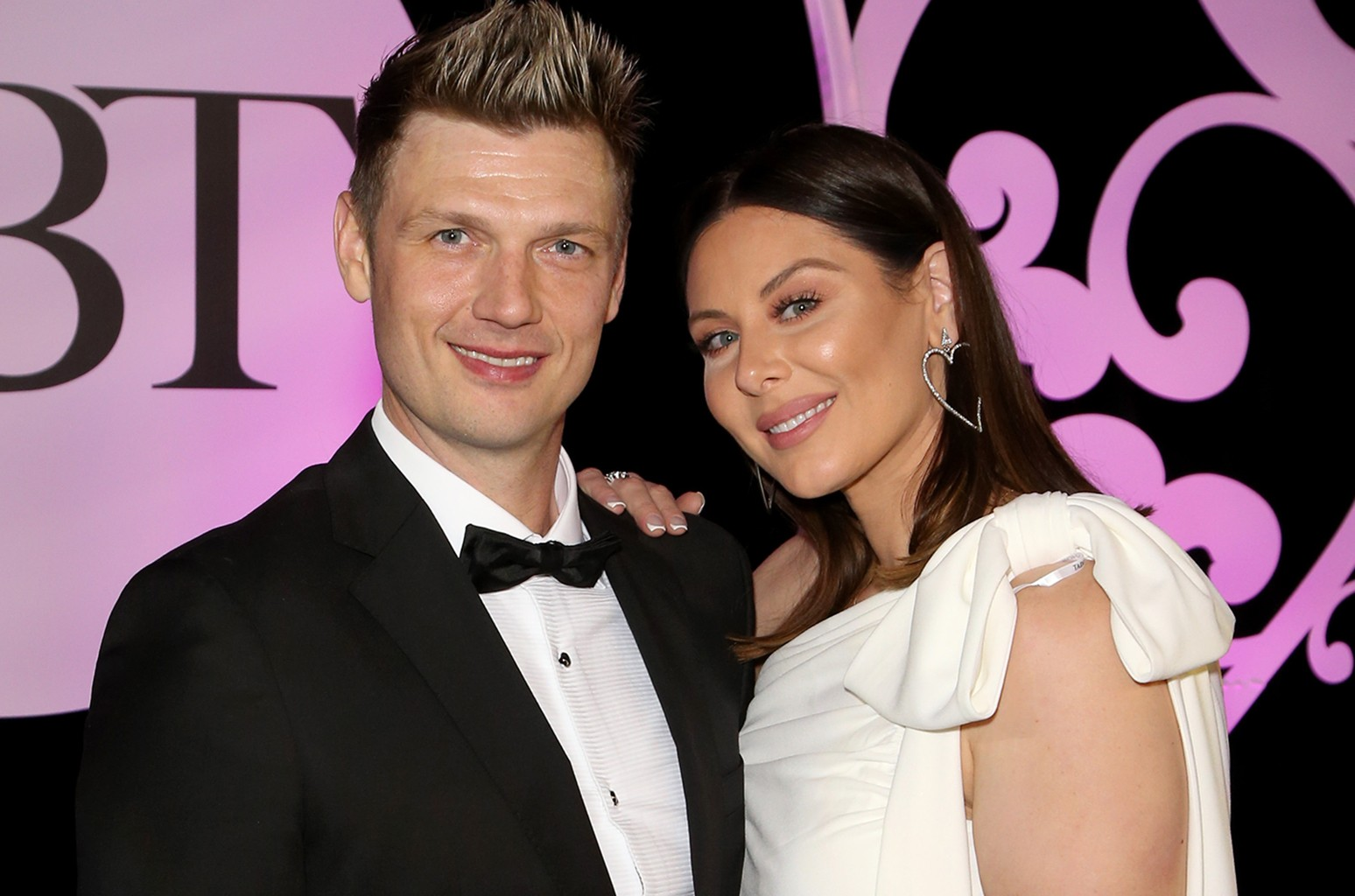 Nick Carter, Lauren Carter