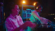 """DJs Jasmine Solano and Brittany Sky Mix """"Pick Up Your Feelings"""" with """"Ropa Cara"""" 