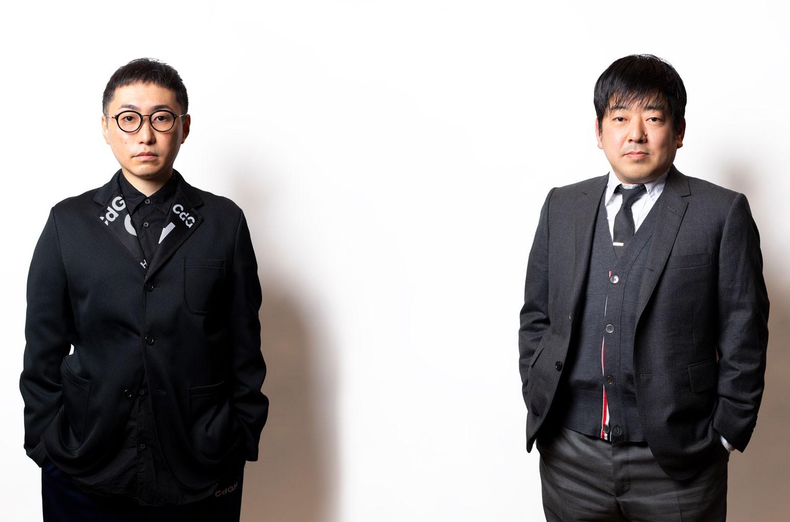 Takehito Masui and Teppei Sakano