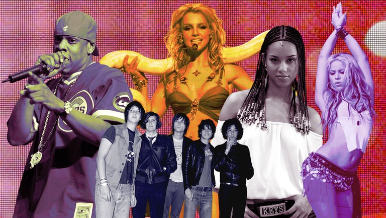 The 100 Greatest Songs of 2001: Staff Picks