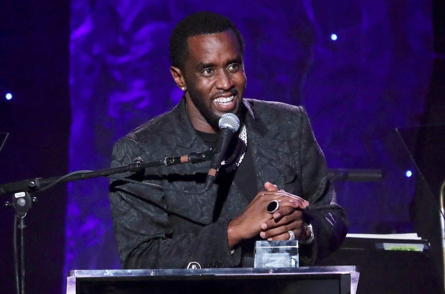 Sean 'Diddy' Combs Changes His Middle Name: 'Welcome to the Love Era'