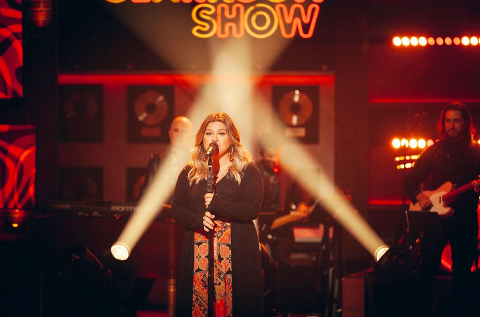 The Kelly Clarkson Show, kellyoke