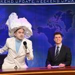 Bowen Yang on 'SNL' as Iceberg Who Sunk the Titanic Goes Viral thumbnail