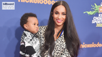 Ciara Reflects on Recording 'I Got You' Featuring Baby Future in Honor of Mother's Day | Billboard News
