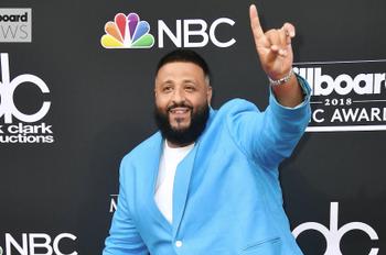 DJ Khaled Tops Artist 100 Chart for the First Time Following 'Khaled Khaled' Release | Billboard News