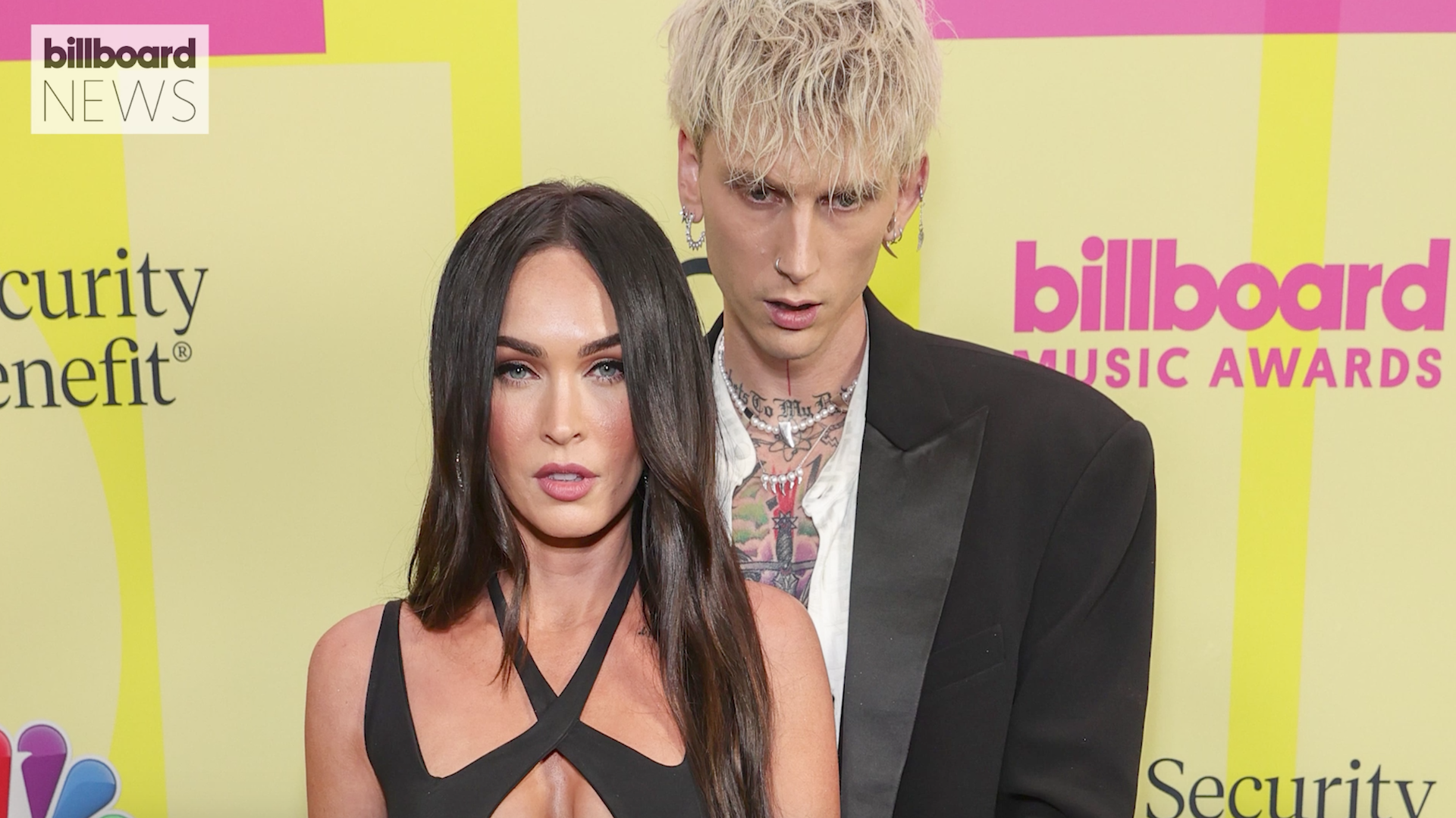 Megan Fox & Machine Gun Kelly Put Their Love to the Test With Intimate 'Couples Quiz': Watch
