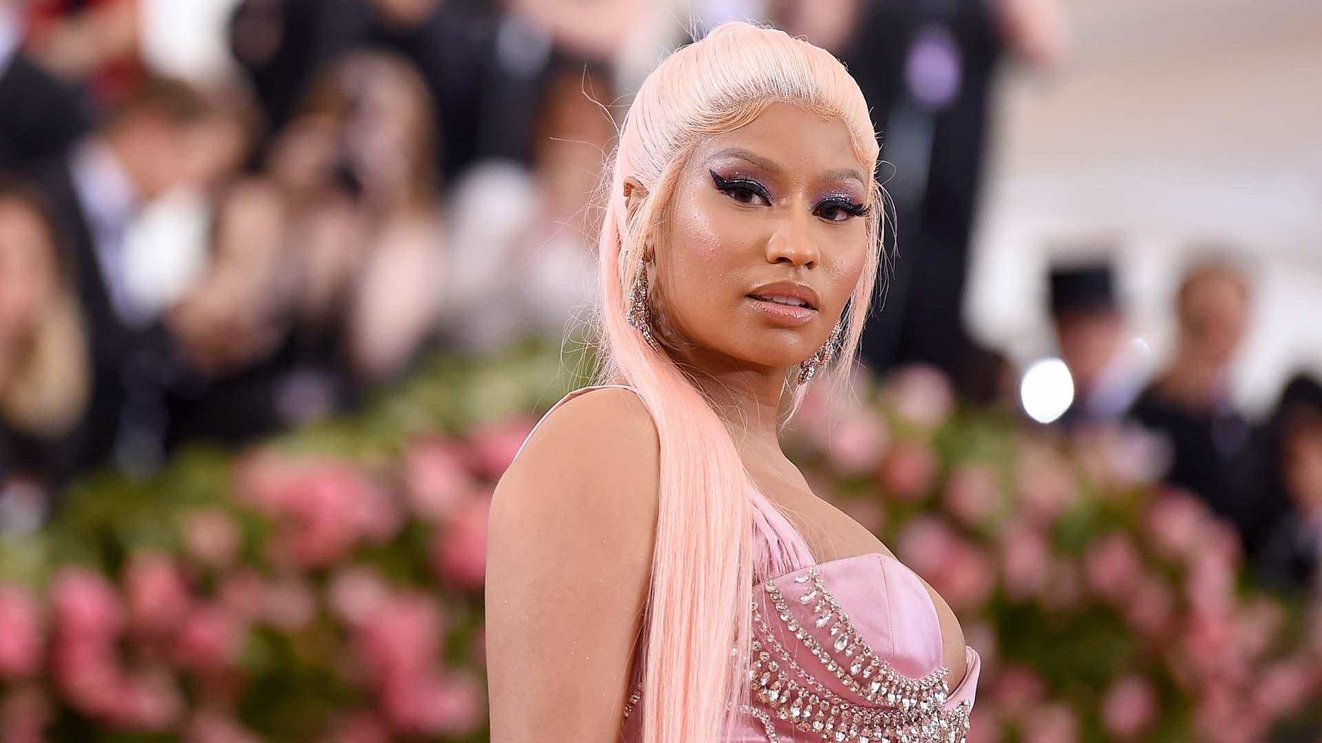 Nicki Minaj's Hot Pink Crocs Crash Retailer's Website - Billboard