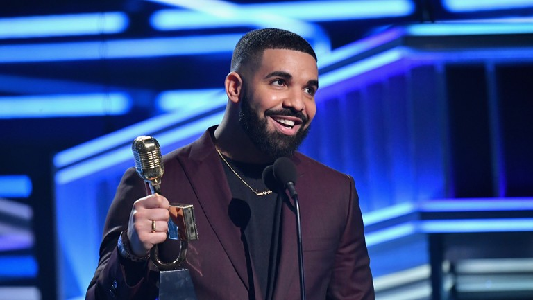 Drake Is 'High on Life' After Billboard Artist of the Decade Honor & Dinner With His 'Idol'