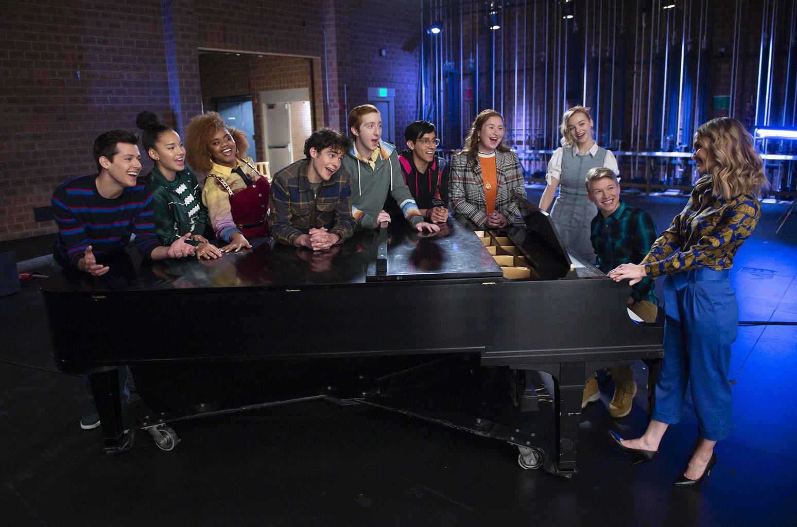 'High School Musical: The Musical: The Series' Season 2