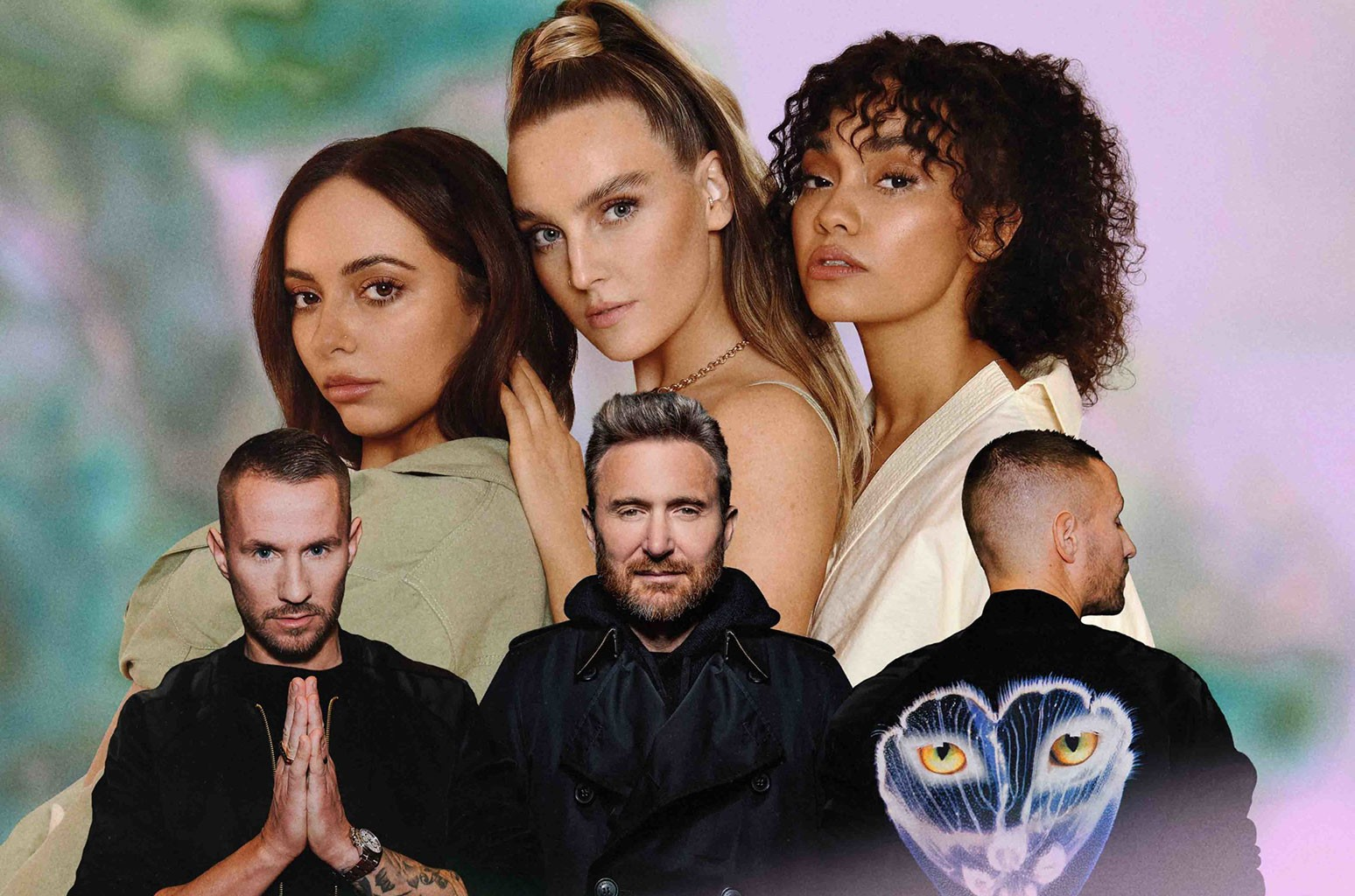 Yes, It's Little Mix, Galantis & David Guetta On The Same Track: Behold 'Heartbreak Anthem' - Billboard