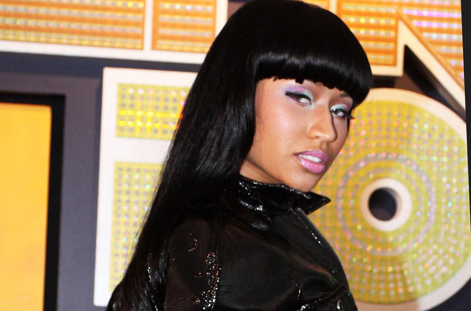 Nicki Minaj Teases a 'Very Very Very Important' Announcement