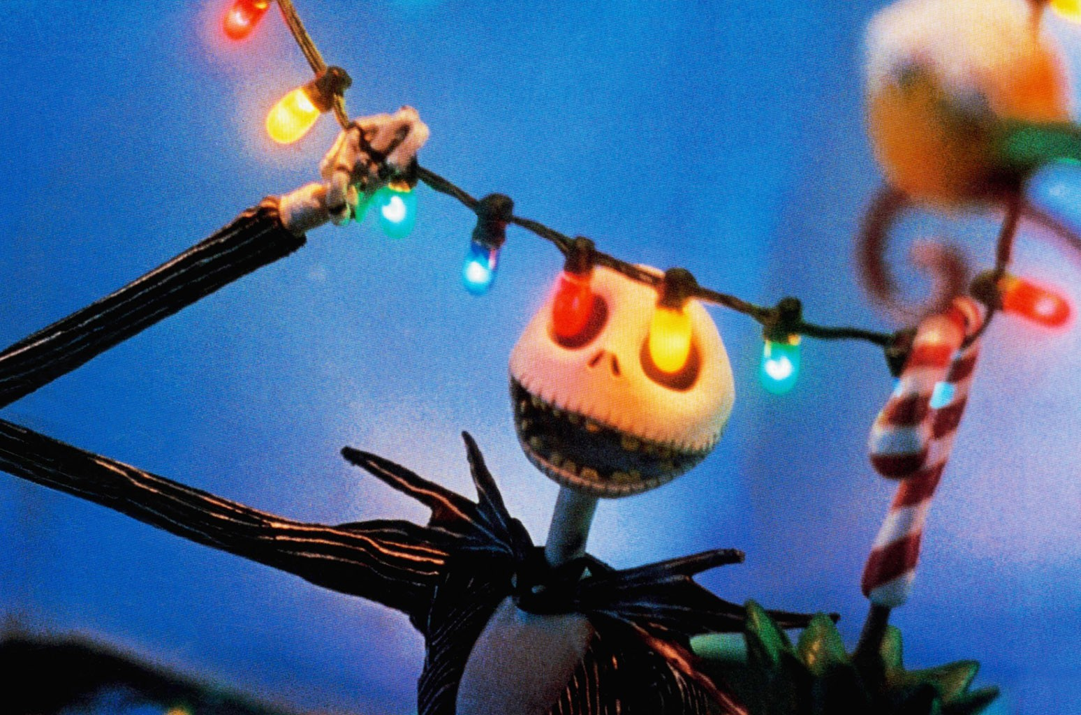 A Live-to-Film Experience of Tim Burton's 'Nightmare Before Christmas' Is Coming to Los Angeles