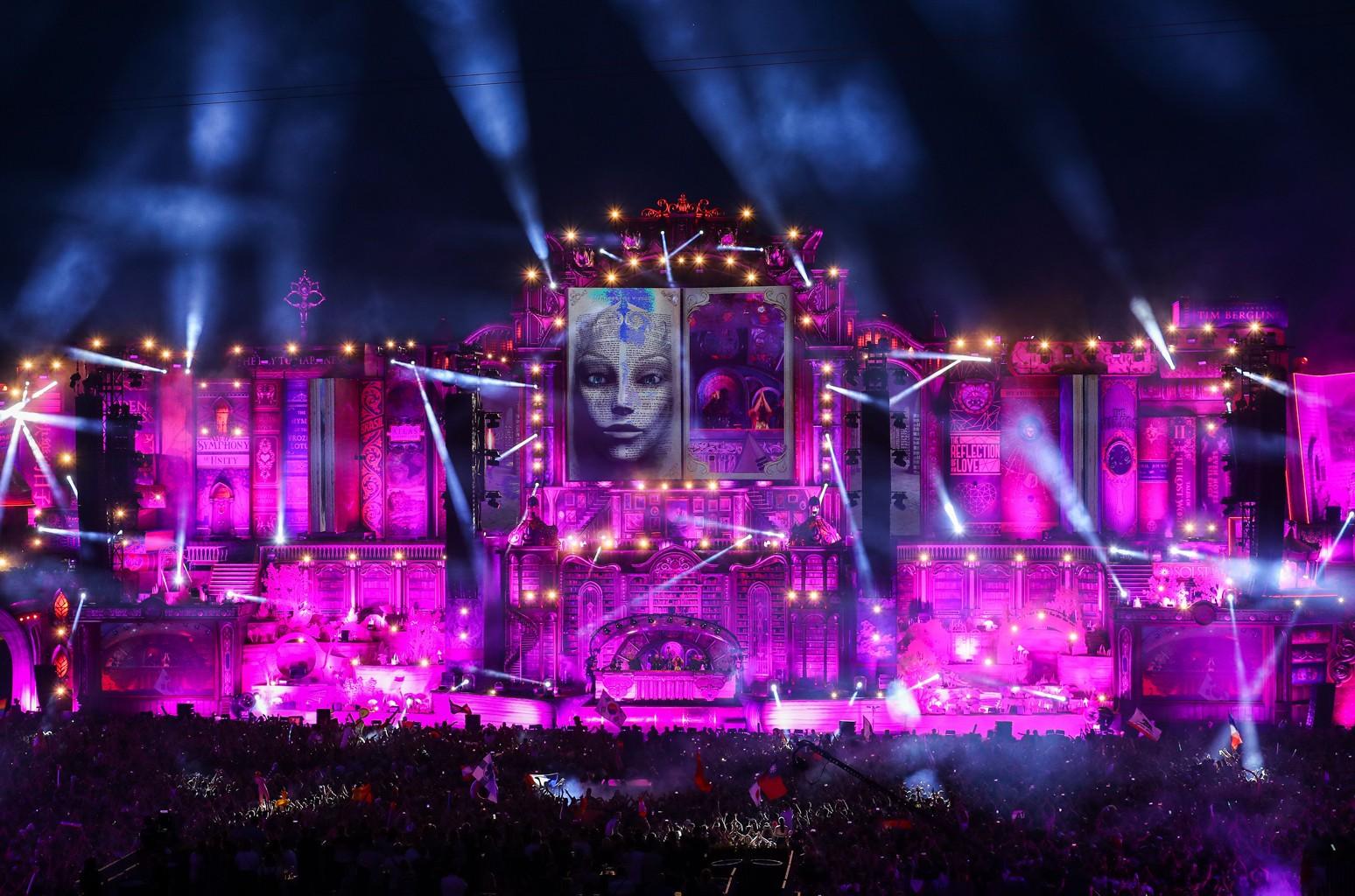 DJ Tiesto, Tomorrowland