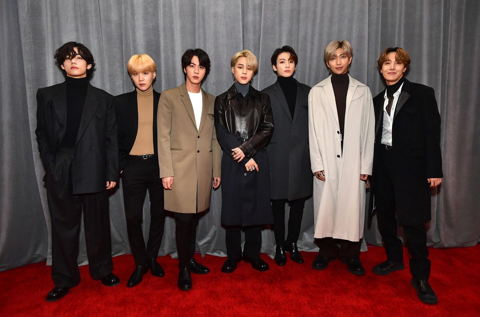 BTS Fans Watch Hour Long Video of 'Butter' Melting   Billboard