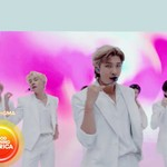 BTS Brings 'Butter' & 'Dynamite' to 'Good Morning America's' Summer Concert Series: Watch