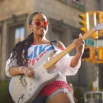 H.E.R. Delivers Celebratory Rendition of George Michael's 'Freedom' for Old Navy Ad