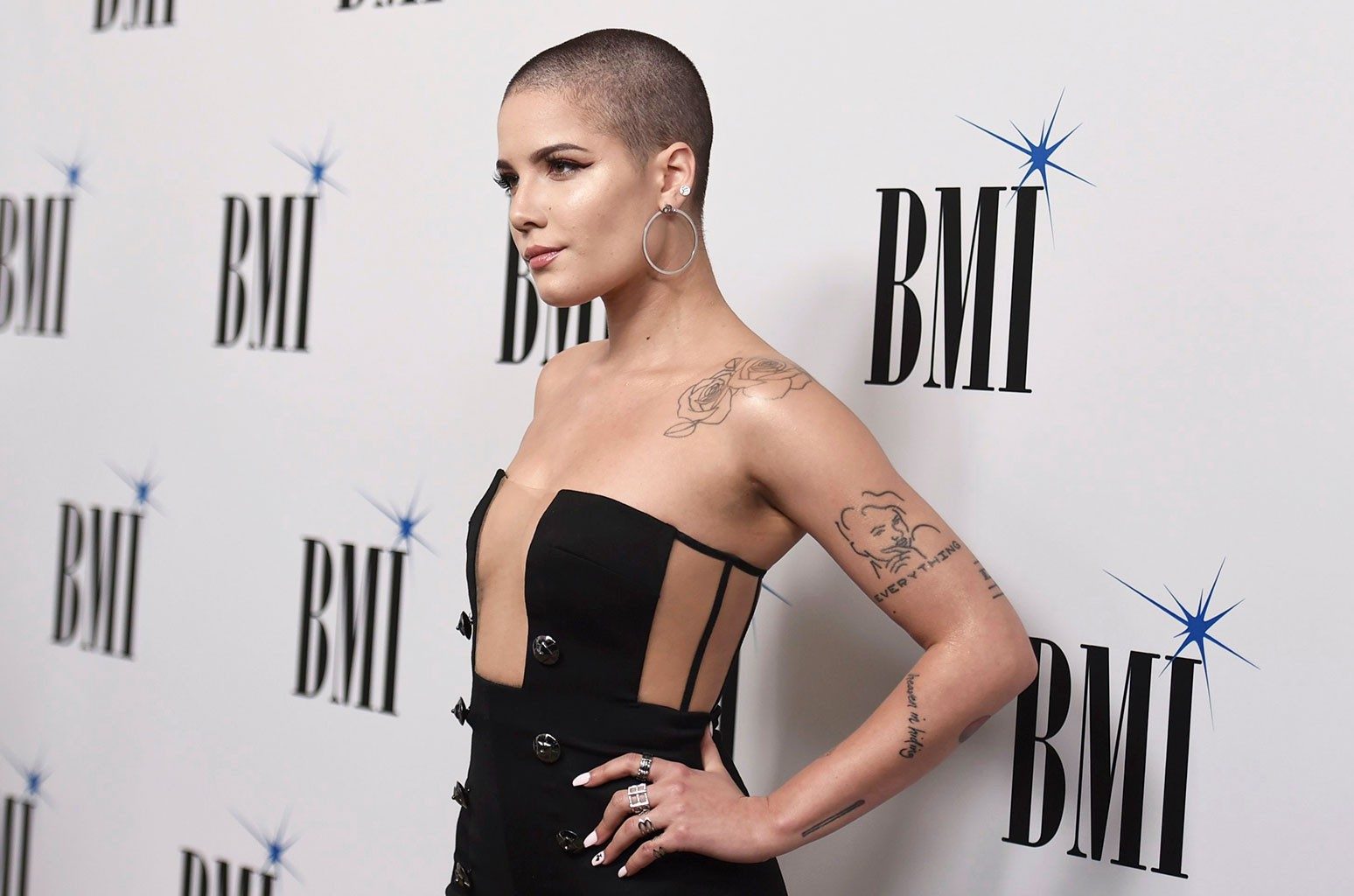 Halsey Is Songwriter of the Year at 2021 BMI Pop Awards