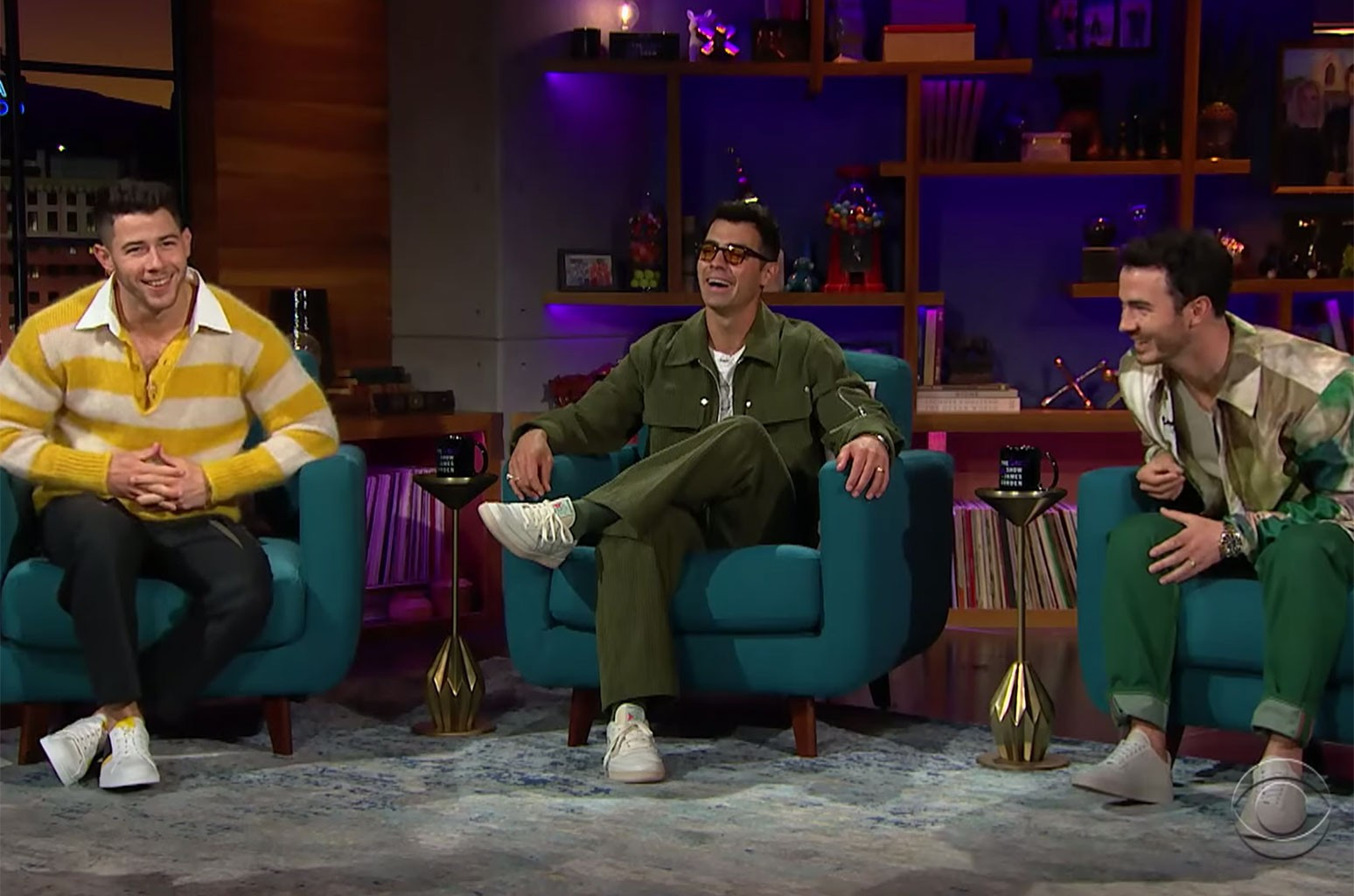 Jonas Brothers, The Late Late Show With James Corden