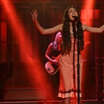 Olivia Rodrigo Stuns During 'SNL' Debut, Performing 'Drivers License' & 'Good 4 U': Watch