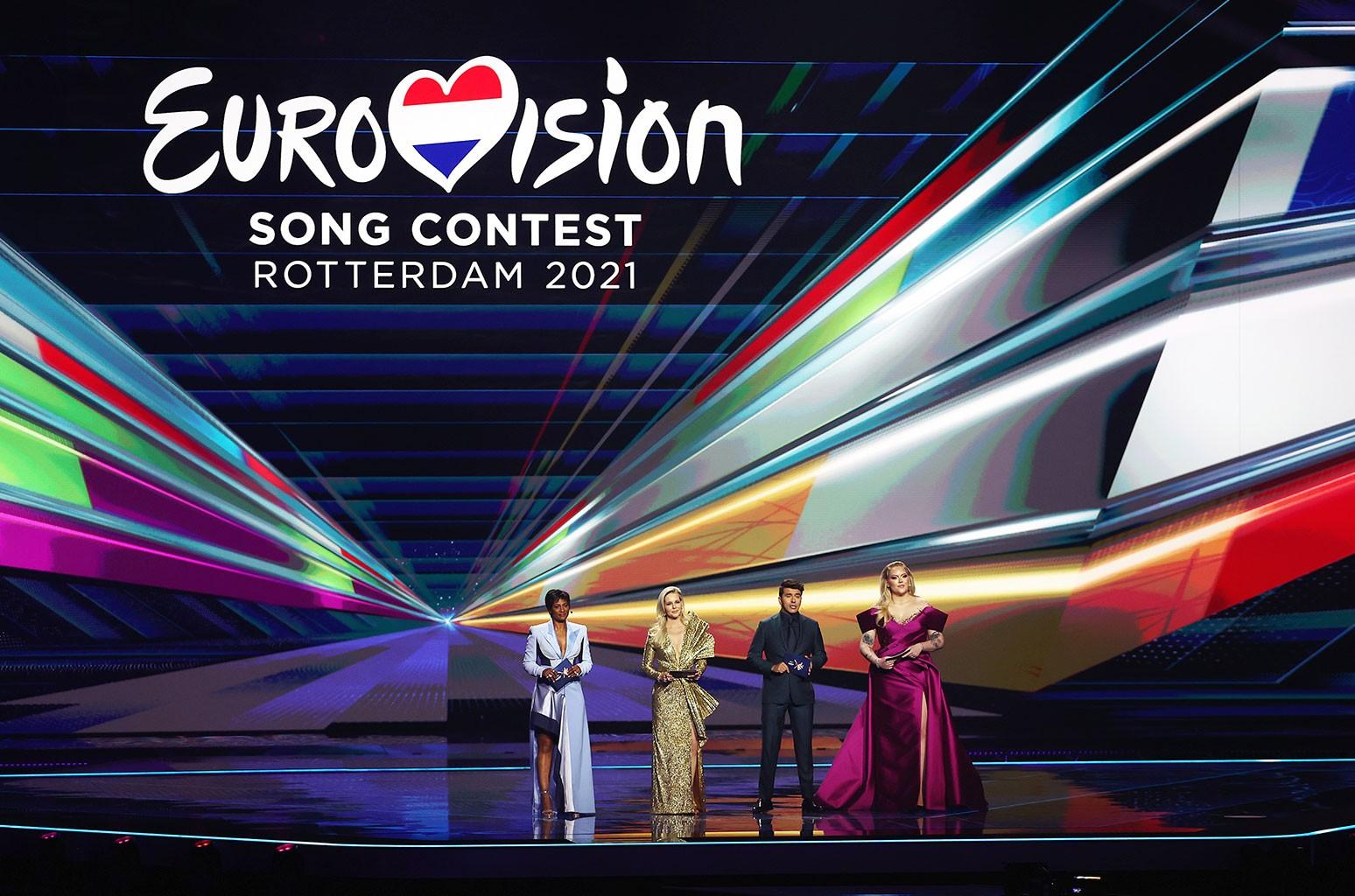 Eurovision Winner: Italy's Maneskin   Billboard