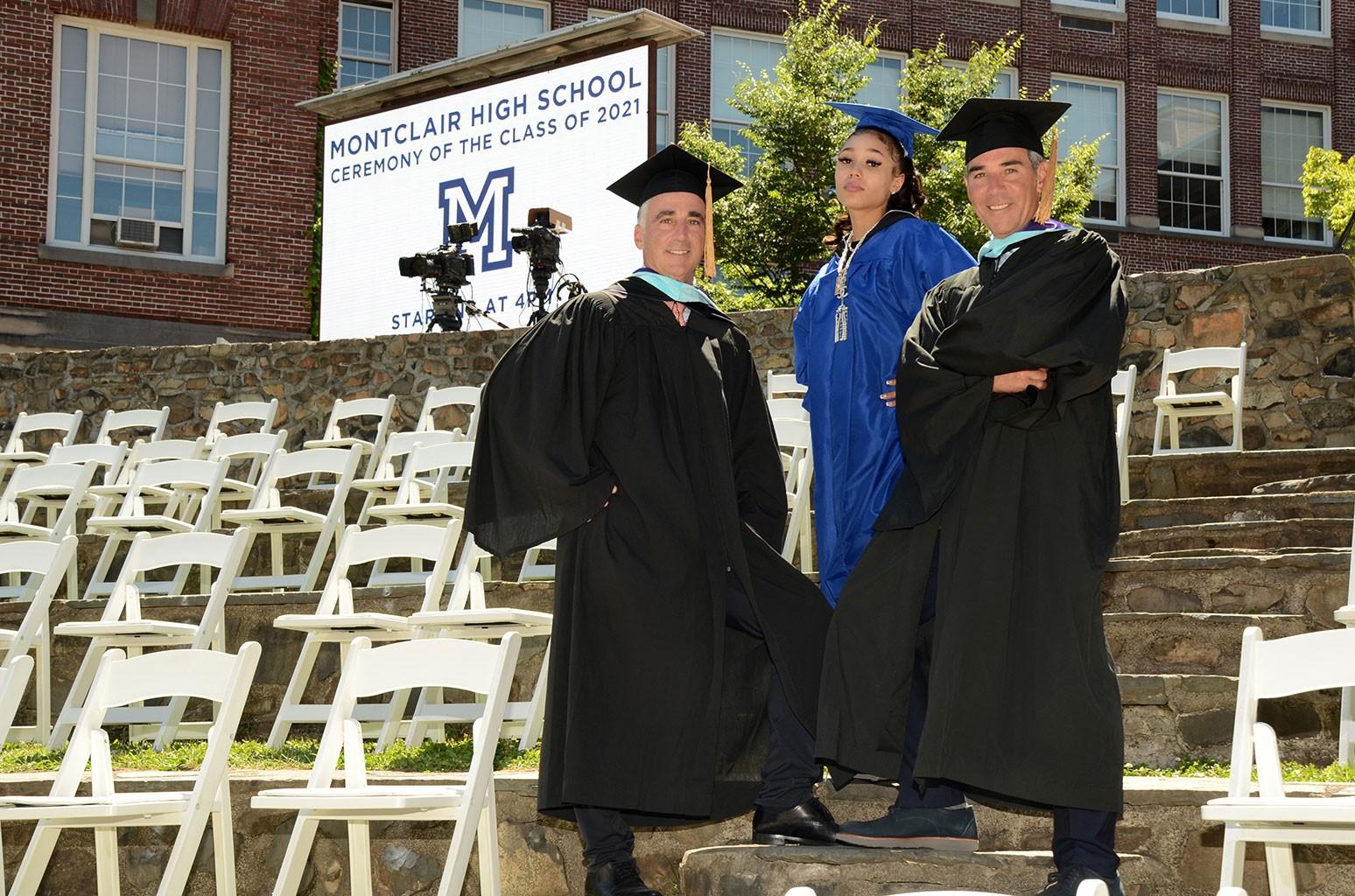 Republic's Monte & Avery Lipman Deliver Graduation Speech at High School Alma Mater