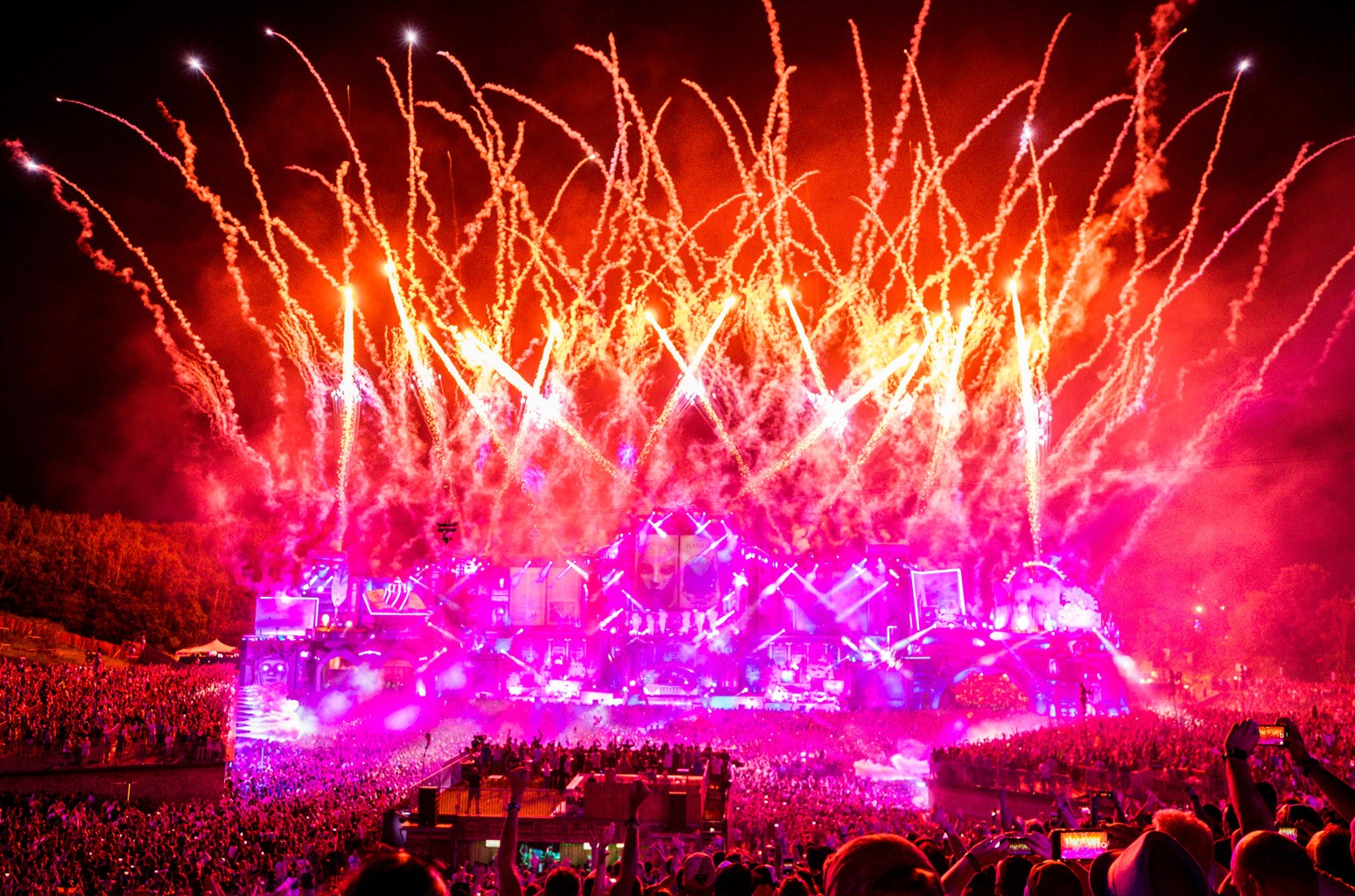 Tomorrowland Declares 2021 Festival Officially Canceled