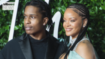 A$AP Rocky Says He Feels 'Truly Blessed' to Have Girlfriend Rihanna's Support | Billboard News