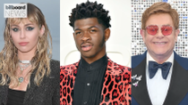 How Stars Are Celebrating and Honoring Pride Month | Billboard News